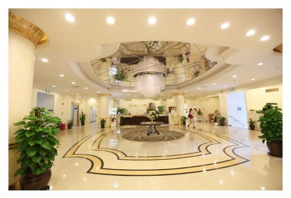 上海仁爱医院环境图4