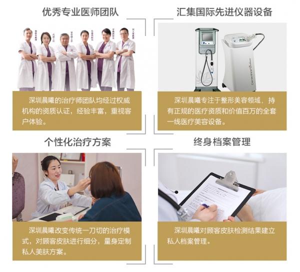深圳晨曦医疗美容门诊部环境图2