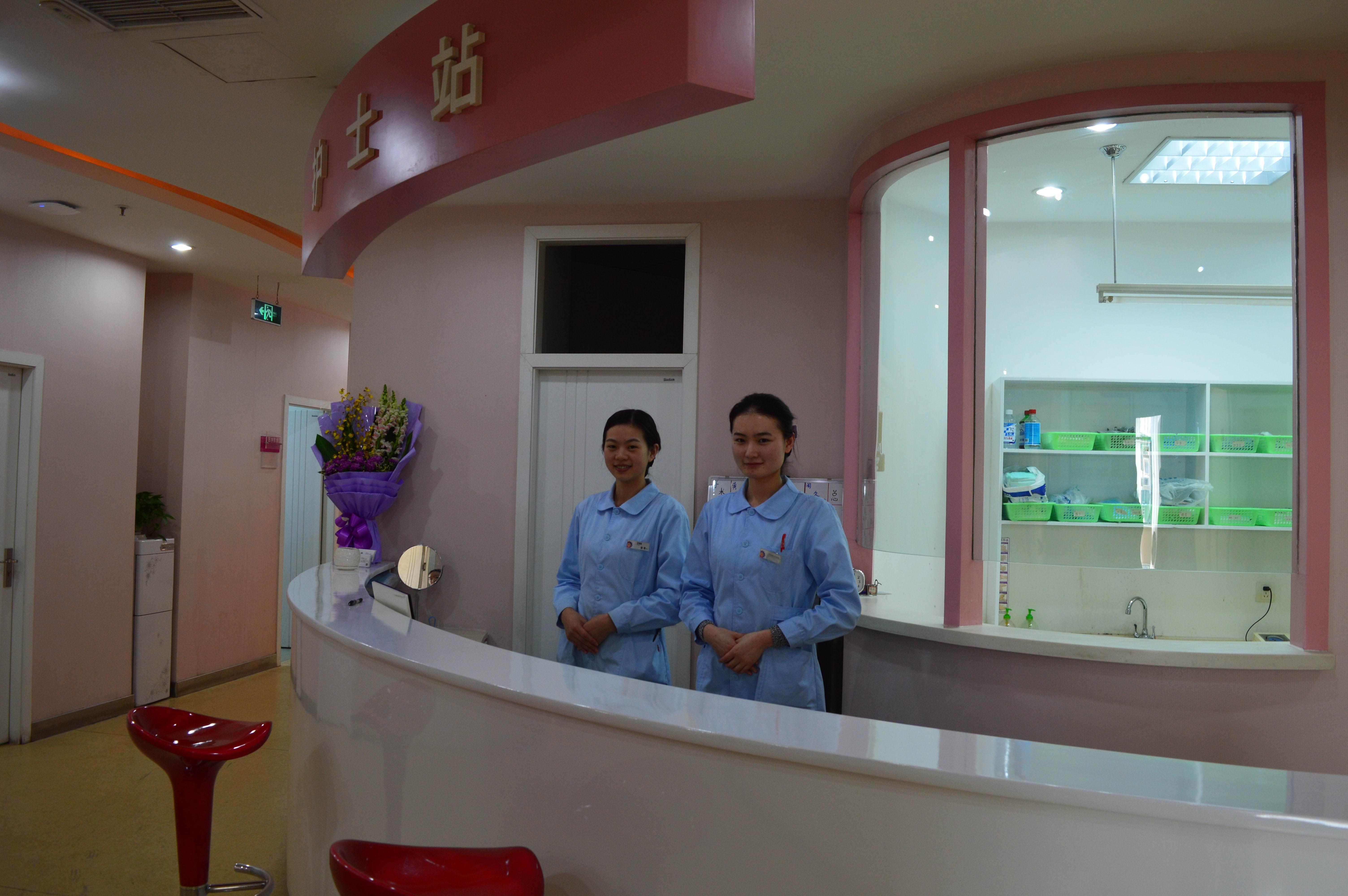 重庆万州华美紫馨整形美容医院环境图4