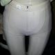 牛仔裤可以买小一号穿了昨天去给我家雪纳瑞妹妹剃毛的时候拍的。牛仔裤里面穿了两条塑身裤。我之前说了,穿...